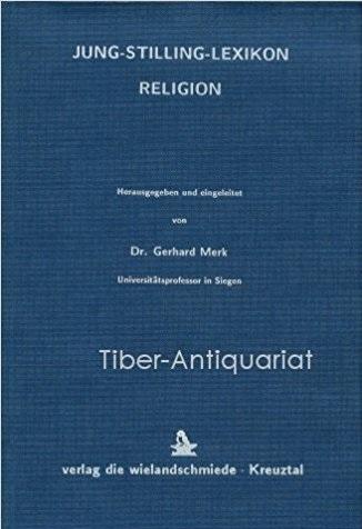 Jung-Stilling-Lexikon Religion